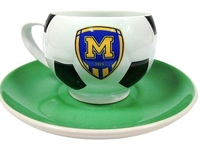 Чашка с блюдцем ФК Металлист 1925