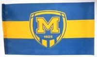 Флаг  ФК Металлист 1925