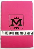 Блокнот ФК Металіст 1925 - рожевий