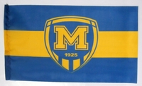 Прапор автомобільний ФК Металіст 1925