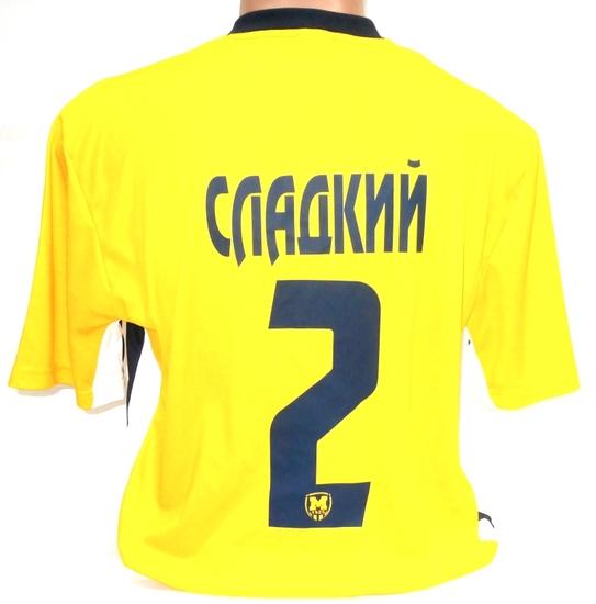 Нанесення на футболки номера і прізвища