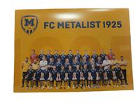 Плакат ФК Металіст 1925