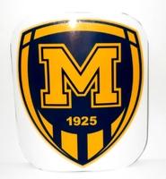 Наклейка виниловая Логотип ФК Металлист 1925