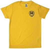 Футболка дитяча ФК Металіст 1925 жовта