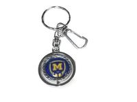Брелок металлический  для ключей ФК  Металлист 1925 модель А