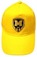 Бейсболка ФК Металіст 1925 жовта
