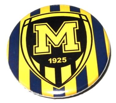 Значок круглый Металлист 1925