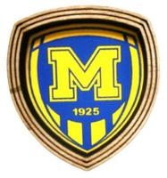 Магнит деревянный ФК Металлист 1925