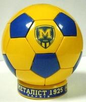 Сувенирный мячик-пазл ФК  Металлист 1925