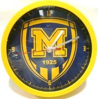 Часы настенные ФК Металлист 1925 модель Логотип вариант-3