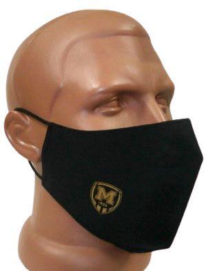 Захисна маска для обличчя з лого ФК Металіст 1925
