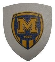 Магніт шкіряний ФК Металіст 1925 модель 8