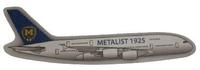 Магніт шкіряний ФК Металіст 1925 модель 12