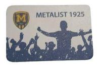 Магніт шкіряний ФК Металіст 1925 модель 4