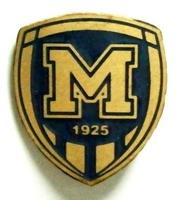 Значок ФК Металіст 1925 - модель B