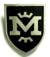 Значок ФК Металлист 1925 - модель A