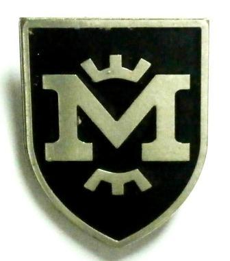 Значок ФК Металіст 1925 - модель A