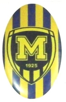 Sticker for mobile phone FC Metalist 1925