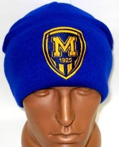 Шапка тренировочная ФК Металлист 1925 (синяя )