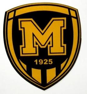 Магнит эмблема ФК Металлист 1925