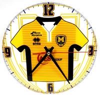 Годинник настінний ФК Металіст 1925 модель футболка