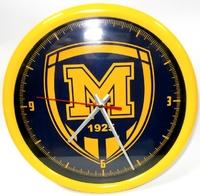 Годинник настінний ФК Металіст 1925 модель логотип