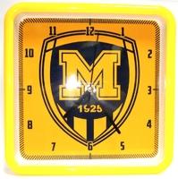 Годинник настінний ФК Металіст 1925 модель Логотип варіант А